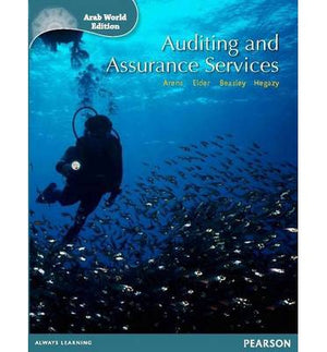Auditing and Assurance Services (Arab World Edition) with MyAccountingLab Access Code Card**