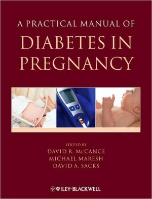 A Practical Manual of Diabetes in Pregnancy ** - ABC Books