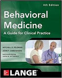 Behavioral Medicine: A Guide for Clinical Practice, 4e - ABC Books