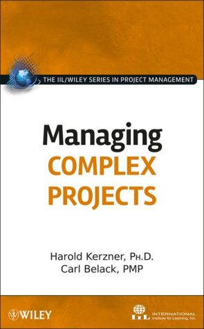 Managing Complex Projects - ABC Books