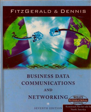 Business Data Communications and Networking, 7th Edition - ABC Books
