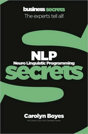 Collins Business Secrets: NLP - ABC Books