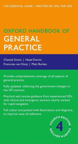 Oxford Handbook of General Practice, 4e - ABC Books