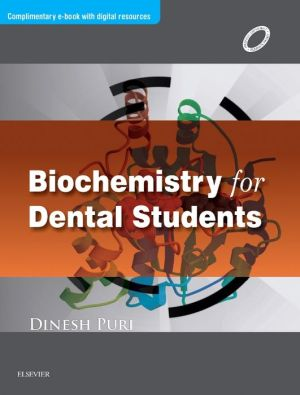 Biochemistry for Dental Students (Complimentary e-book with digital resources) - ABC Books