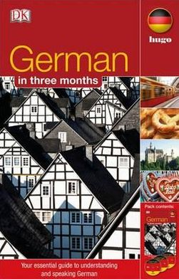 German In 3 Months: CD Language Course