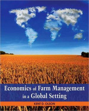Economics of Farm Management in a Global Setting (WSE) - ABC Books