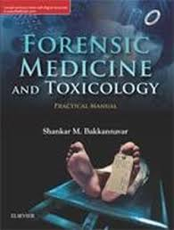 Forensic Medicine & Toxicology Practical Manual, 1e - ABC Books