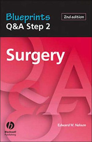 Blueprints Q&A Step 2 Surgery, 2e