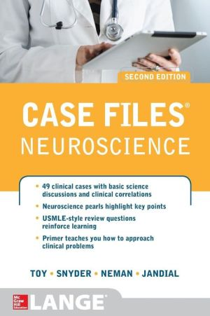 Case Files Neuroscience, 2e - ABC Books