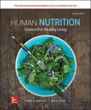 Human Nutrition: Science For Healthy Living 2e - ABC Books