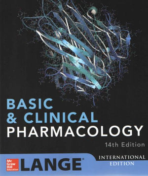 Basic and Clinical Pharmacology, 14e - ABC Books