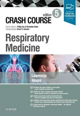 Crash Course Respiratory Medicine, 5th Edition - ABC Books