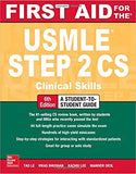 First Aid for the USMLE Step 2 CS, 6E