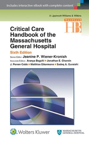 Critical Care Handbook of the Massachusetts General Hospital 6E - ABC Books