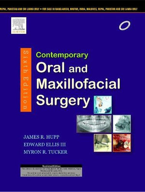Contemporary Oral and Maxillofacial Surgery 6ED - ABC Books