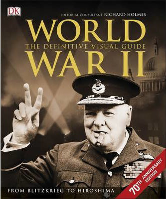 World War II: The Definitive Visual Guide - ABC Books