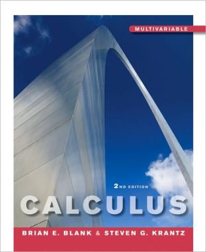 Calculus Multivariable 2e (WSE)