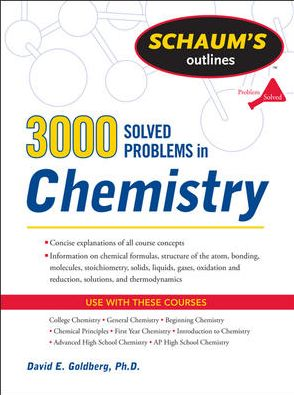 3,000 Solved Problems In Chemistry Revised - ABC Books