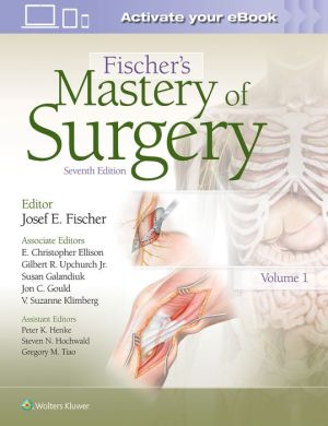 Fischer's Mastery of Surgery - 2 VOL, 7e - ABC Books