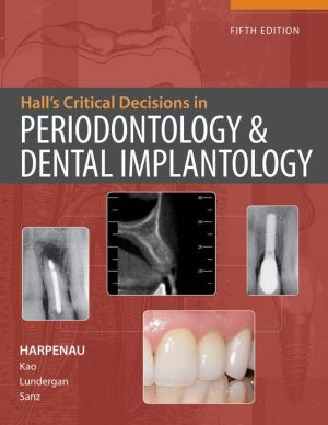 Hall's Critical Decisions in Periodontology & Dental Implantology, 5e - ABC Books