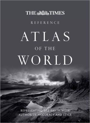 The Times Reference Atlas of the World 6E - ABC Books