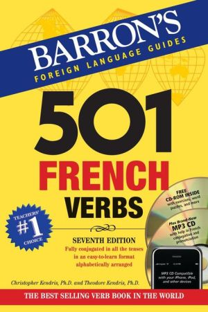 501 French Verbs [With CD (Audio) and DVD ROM] - ABC Books