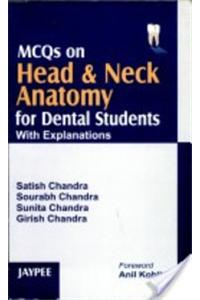 MCQs On Head and Neck Anatomy for Dental Students with Explanations - ABC Books