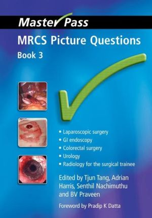 MasterPass: MRCS Picture Questions Book 3 - ABC Books