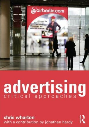 Advertising: Critical Approaches - ABC Books
