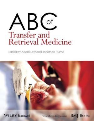 ABC of Transfer and Retrieval Medicine - ABC Books