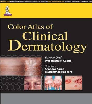 Color Atlas of Clinical Dermatology - ABC Books