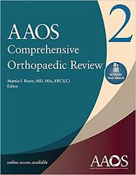 AAOS Comprehensive Orthopaedic Review 2 (3 Volume set)