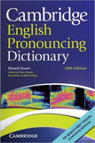 Cambridge English Pronouncing Dictionary, 18E