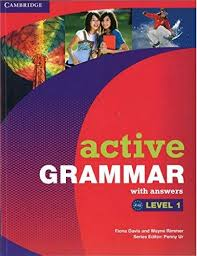 Active Grammar: Level 1 - Book with answers - ABC Books