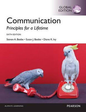 Communication: Principles for a Lifetime 6e - ABC Books