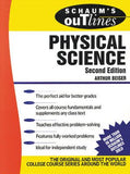 Schaum's Outline of Physical Science, 2nd Edition