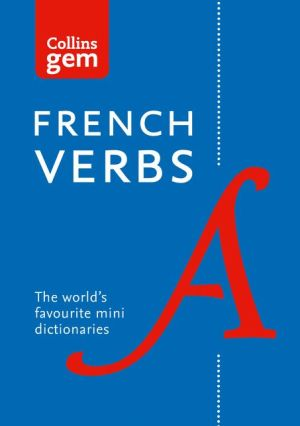 Collins Gem French Verbs 4E - ABC Books