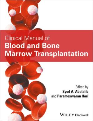 Clinical Manual of Blood and Bone Marrow Transplantation - ABC Books