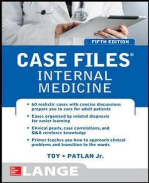 Case Files Internal Medicine, 5e - ABC Books