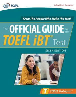 OFFICIAL GUIDE TO THE TOEFL TEST, 6E