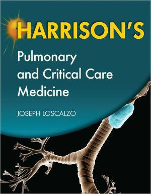 Harrison's Pulmonary and Critical Care Medicine ** - ABC Books