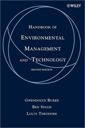 Handbook of Environmental Management and Technology - ABC Books