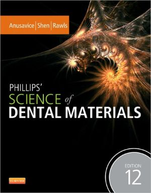 Phillips' Science of Dental Materials, 12e - ABC Books