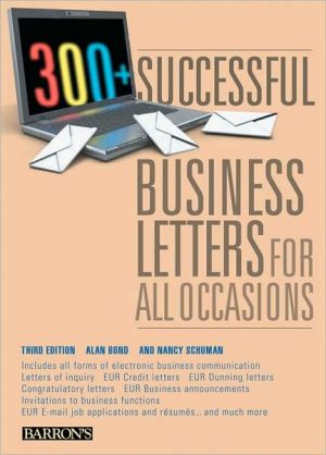 300+ Successful Business Letters for All Occasions - ABC Books