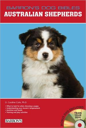 Australian Shepherds [With DVD] - ABC Books