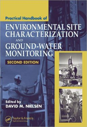 Practical Handbook of Environmental Site Characterization and Ground-Water Monitoring, Second Edition - ABC Books