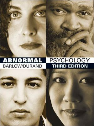 Abnormal Psychology: An Integrative Approach - ABC Books