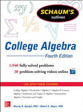 Schaum's Outline of College Algebra, 4E - ABC Books