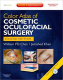 Color Atlas of Cosmetic Oculofacial Surgery with DVD, 2e **
