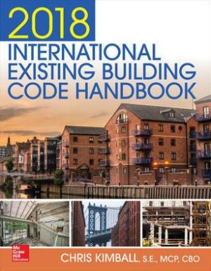 2018 International Existing Building Code Handbook